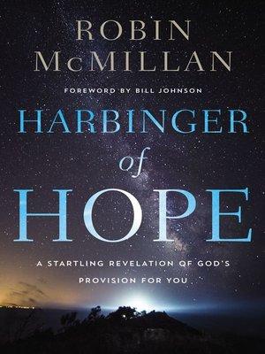 cover image of Harbinger of Hope
