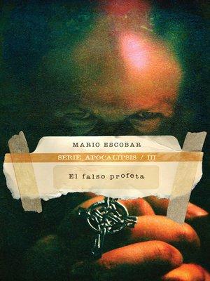 cover image of El falso profeta