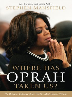 cover image of Where Has Oprah Taken Us?
