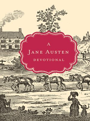 cover image of A Jane Austen Devotional