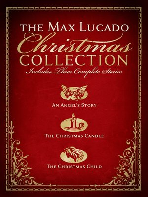 cover image of The Max Lucado Christmas Collection
