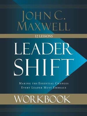 cover image of Leadershift Workbook
