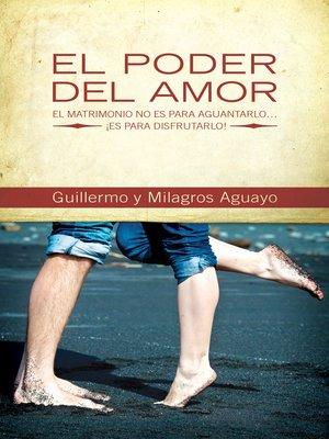 cover image of El poder del amor