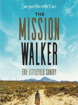 cover image of The Mission Walker