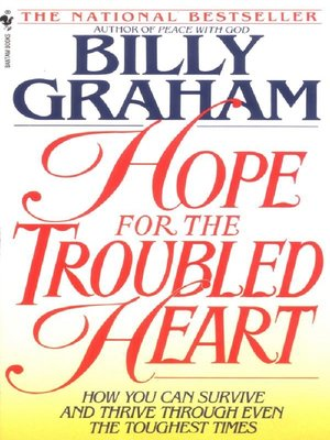 cover image of Hope for the Troubled Heart