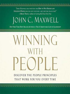 cover image of Winning with People