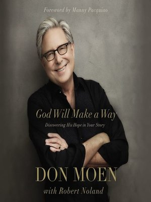 cover image of God Will Make a Way
