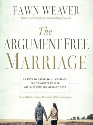 cover image of The Argument-Free Marriage