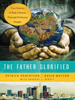 cover image of The Father Glorified