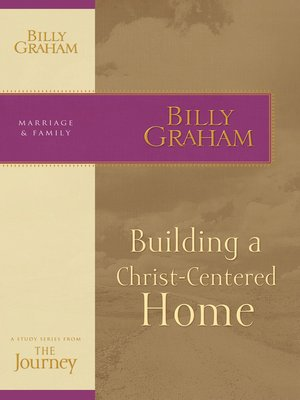 cover image of Building a Christ-Centered Home