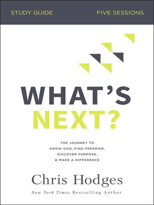 cover image of What's Next? Study Guide