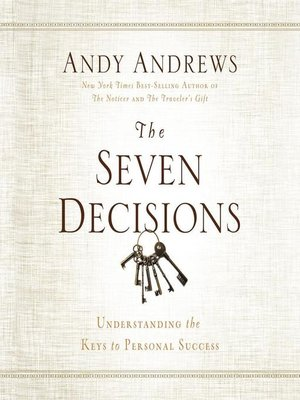 cover image of The Seven Decisions