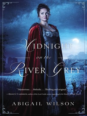 cover image of Midnight on the River Grey