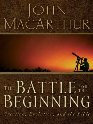 cover image of The Battle for the Beginning
