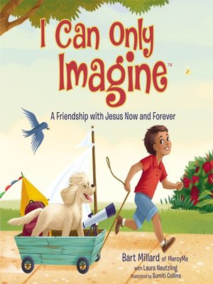 cover image of I Can Only Imagine