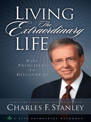 cover image of Living the Extraordinary Life