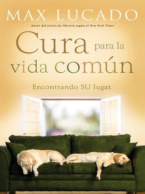 cover image of Cura para la vida común