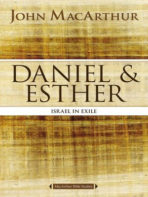 cover image of Daniel and Esther