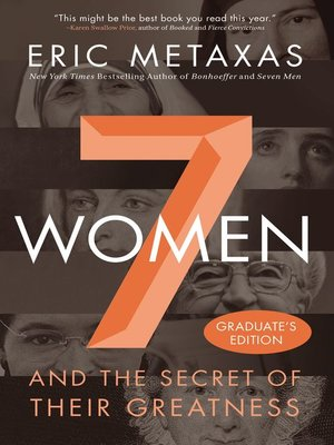 cover image of Seven Women