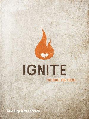 cover image of NKJV, Ignite, eBook