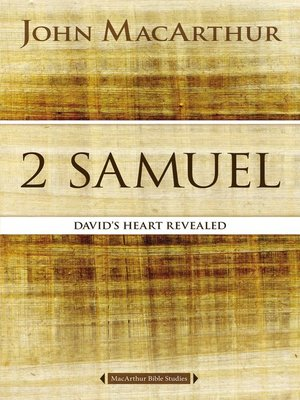 cover image of 2 Samuel
