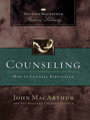 cover image of Counseling