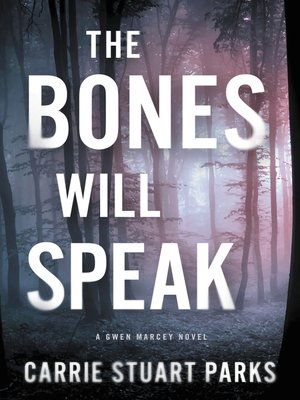 cover image of The Bones Will Speak