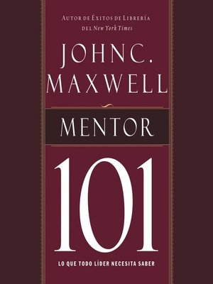 cover image of Mentor 101