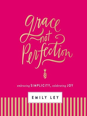 cover image of Grace, Not Perfection