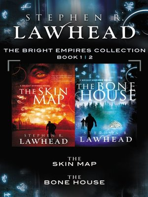 cover image of The Skin Map and the Bone House