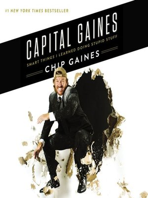 cover image of Capital Gaines