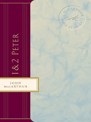 cover image of 1 & 2 Peter