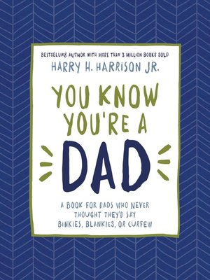cover image of You Know You're a Dad