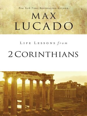 cover image of Life Lessons from 2 Corinthians