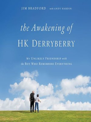 cover image of The Awakening of HK Derryberry