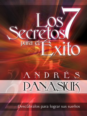 cover image of Los 7 secretos para el éxito
