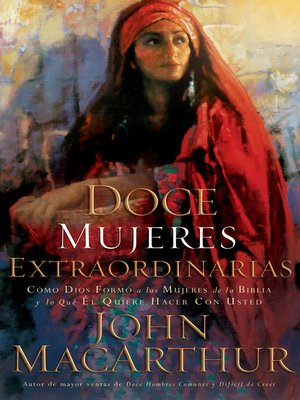 cover image of Doce mujeres extraordinarias