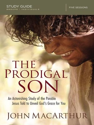 cover image of The Prodigal Son Study Guide