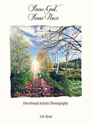 cover image of Know God, Know Peace