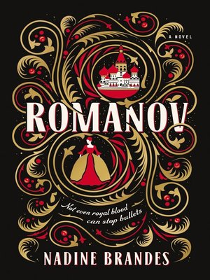 cover image of Romanov