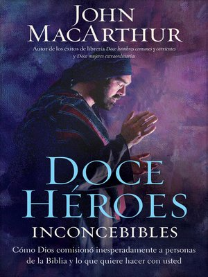cover image of Doce héroes inconcebibles