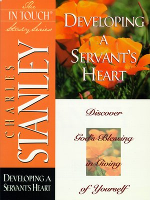cover image of Developing a Servant's Heart