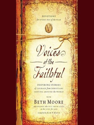 cover image of Voices of the Faithful