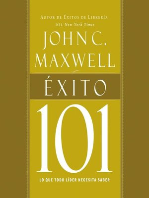 cover image of Éxito 101