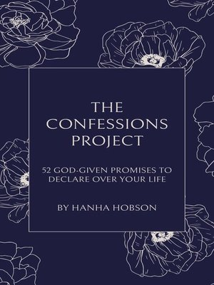 cover image of The Confessions Project