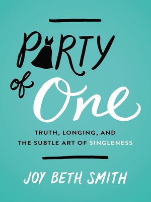 cover image of Party of One
