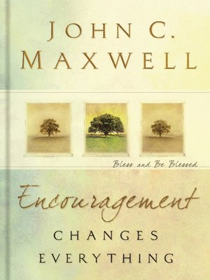 cover image of Encouragement Changes Everything