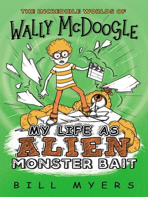 cover image of My Life as Alien Monster Bait