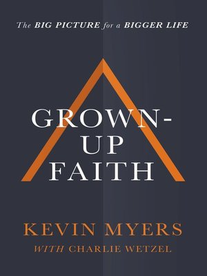 cover image of Grown-up Faith