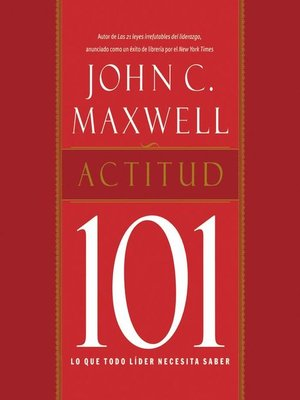 cover image of Actitud 101